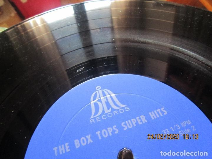 Discos de vinilo: THE BOX TOPS - SUPER HITS LP - ORIGINAL U.S.A. - BELL RECORDS 1975 - STEREO - - Foto 14 - 195384992