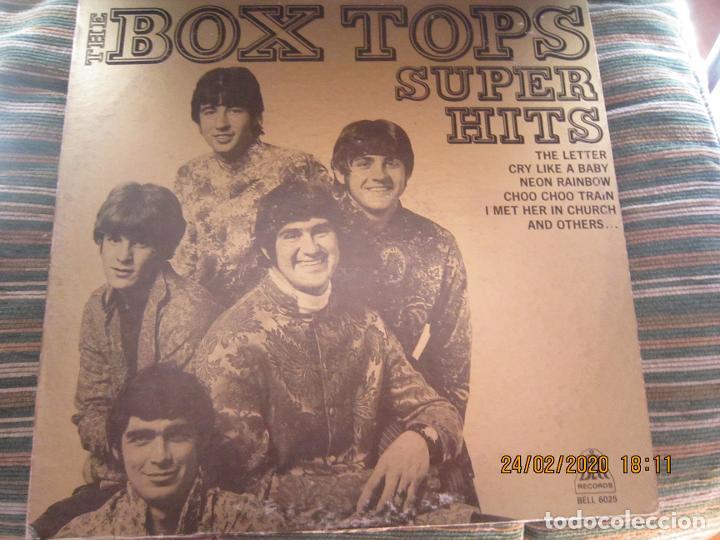 Discos de vinilo: THE BOX TOPS - SUPER HITS LP - ORIGINAL U.S.A. - BELL RECORDS 1975 - STEREO - - Foto 16 - 195384992