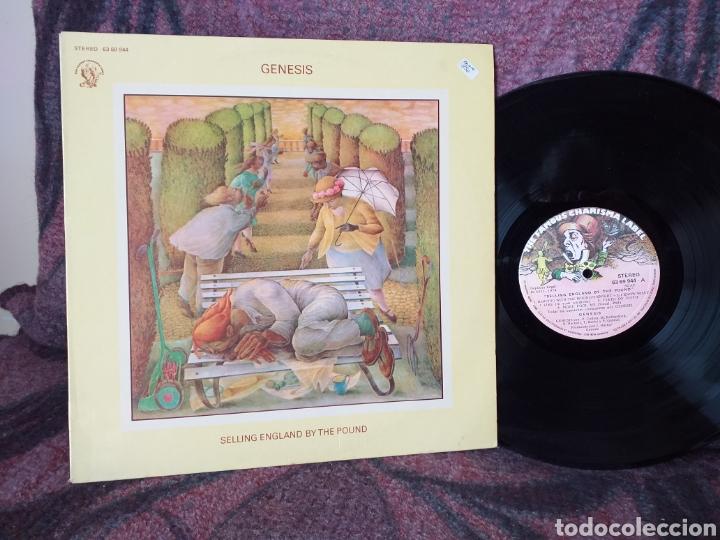GENESIS SELLING ENGLAND BY THE POUND ESPAÑA 1975 (Música - Discos - LP Vinilo - Pop - Rock - Extranjero de los 70)