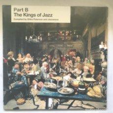 Discos de vinilo: GILLES PETERSON & JAZZANOVA – THE KINGS OF JAZZ (PART B) 2LP . Lote 195386312