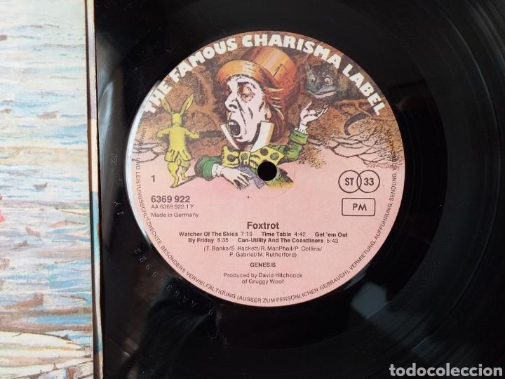 Discos de vinilo: GENESIS FOXTROT ALEMANIA 1972 - Foto 2 - 195386416