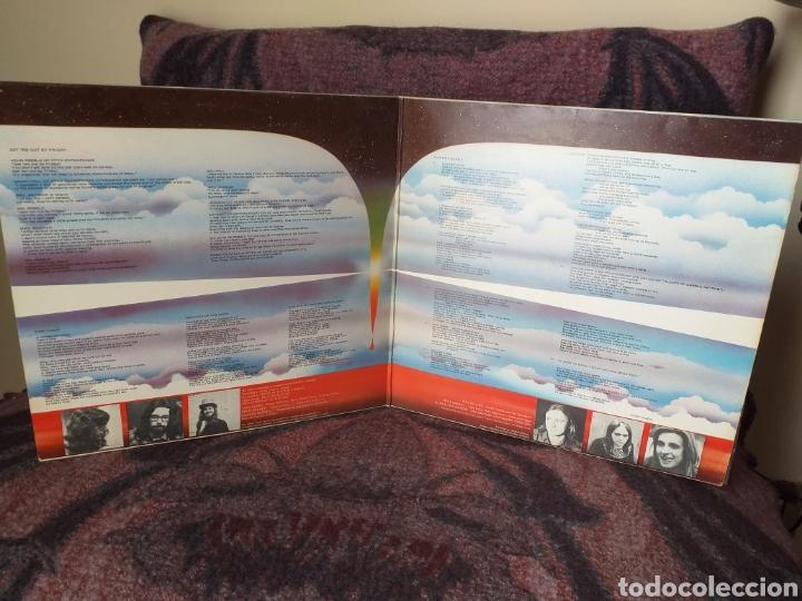 Discos de vinilo: GENESIS FOXTROT ALEMANIA 1972 - Foto 3 - 195386416