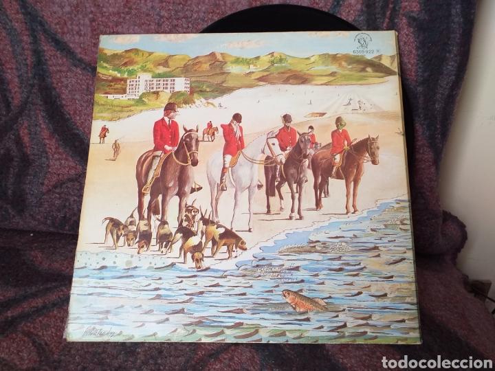 Discos de vinilo: GENESIS FOXTROT ALEMANIA 1972 - Foto 4 - 195386416