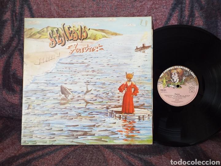 GENESIS FOXTROT ALEMANIA 1972 (Música - Discos - LP Vinilo - Pop - Rock - Extranjero de los 70)