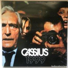 Discos de vinilo: CASSIUS – 1999. Lote 195386452
