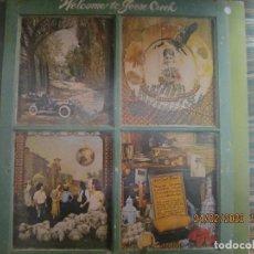 Discos de vinilo: GOOSE CREEK SYMPHONY - WELLCOME TO GOOSE CREEK LP - ORIGINAL U.S.A.- CAPITOL RECORDS 1971 - STEREO -. Lote 195386600