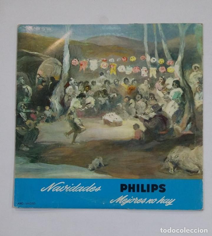 Discos de vinilo: Rocio Durcal - Navidades Philips -. TDKDS10 - Foto 2 - 195386726