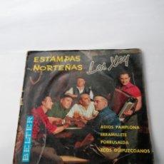 Discos de vinilo: LOS XEY, DISCO LIBRO?. Lote 195386830