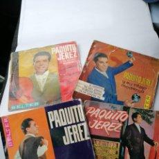Discos de vinilo: LOTES PAQUITO JEREZ. Lote 195387360