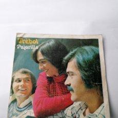 Discos de vinilo: SINGLE TRÉBOL. Lote 195387498