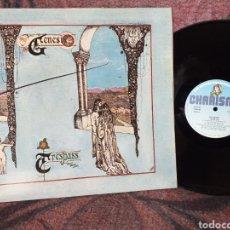 Discos de vinilo: GENESIS TRESPASS ESPAÑA 1975. Lote 195387710