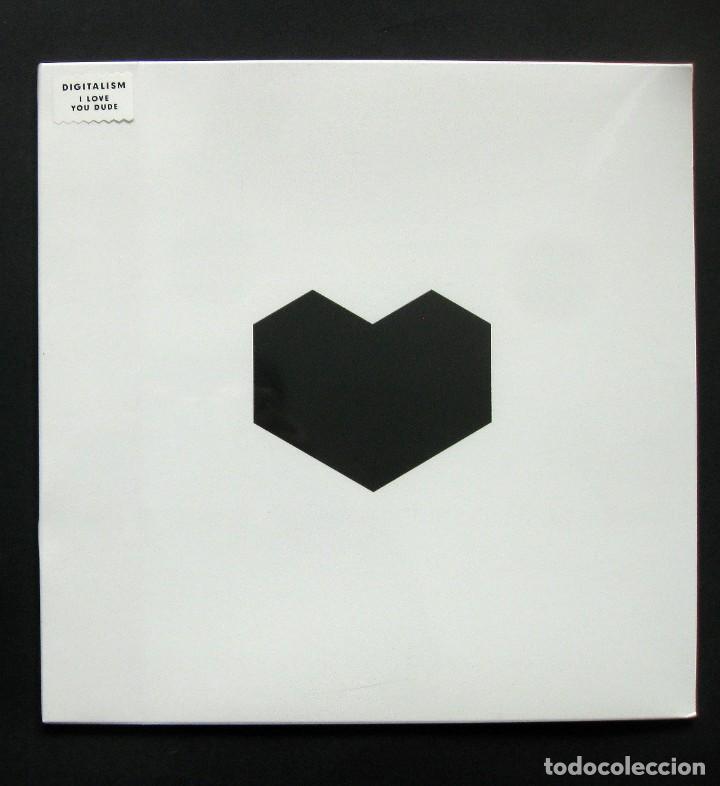 DIGITALISM – I LOVE YOU DUDE – VINILO 2011 (Música - Discos - LP Vinilo - Electrónica, Avantgarde y Experimental)