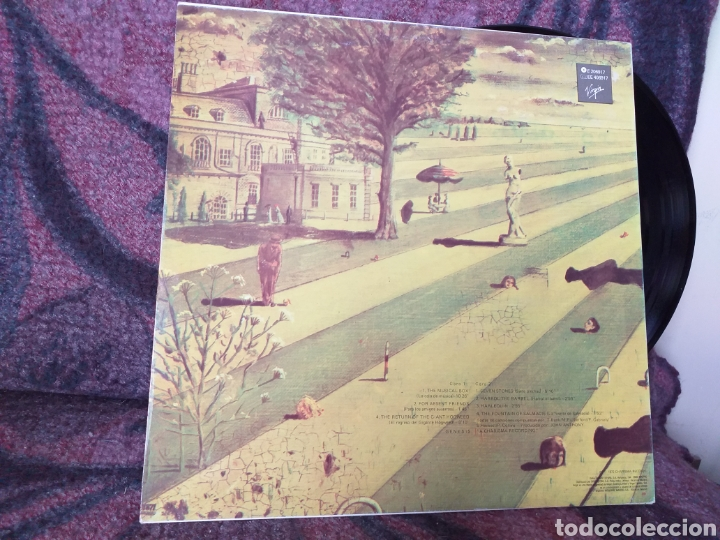 Discos de vinilo: GENESIS NURSEY CRYME ESPAÑA - Foto 4 - 195388383