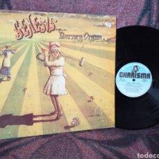 Discos de vinilo: GENESIS NURSEY CRYME ESPAÑA. Lote 195388383
