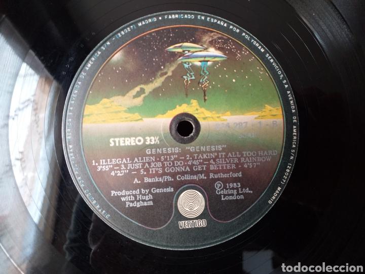 Discos de vinilo: GENESIS VERTIGO ESPAÑA 1983 - Foto 2 - 195388626