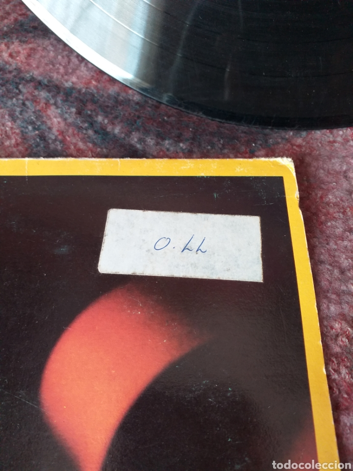 Discos de vinilo: GENESIS VERTIGO ESPAÑA 1983 - Foto 5 - 195388626