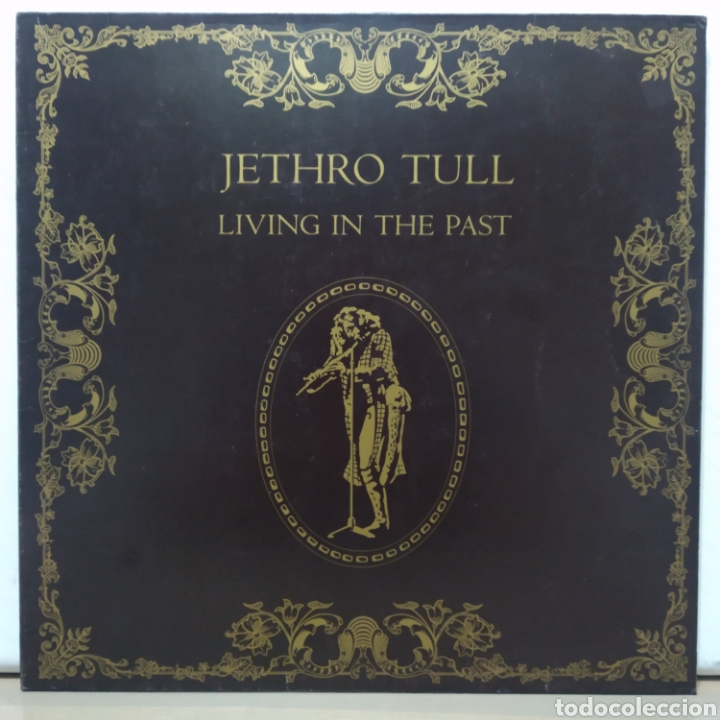 Discos de vinilo: Jethro Tull - Living In The Past 1978 ( 1972 ) Ed Alemana Gatefold - Foto 5 - 195390865