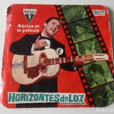 Discos de vinilo: TORREBRUNO, HORIZONTES DE LUZ,ELCIELO LA LUNA Y TU, VIENTO,VUELA VUELA GAGARIN,1962,FLEXIDIS. Lote 195391193