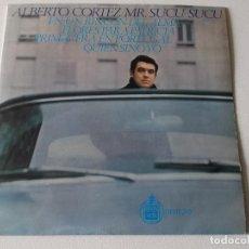 Discos de vinilo: ALBERTO CORTEZ EN UN RINCON DEL ALMA + 3 EP, 1967. Lote 195391900