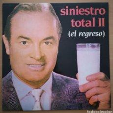 Discos de vinilo: SINIESTRO TOTAL II - EL REGRESO. Lote 195392110