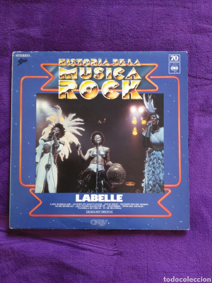 LOTE DE VINILOS.... (Música - Discos - LP Vinilo - Pop - Rock - Extranjero de los 70)