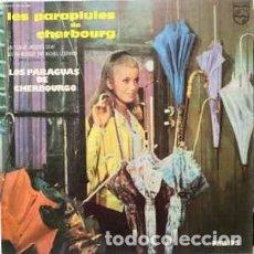 Discos de vinilo: MICHEL LEGRAND - LOS PARAGUAS DE CHERBOURGO ( LES PARAPLUIES DE CHERBOURG - LP PHILIPS 1972 BSO. Lote 195393152