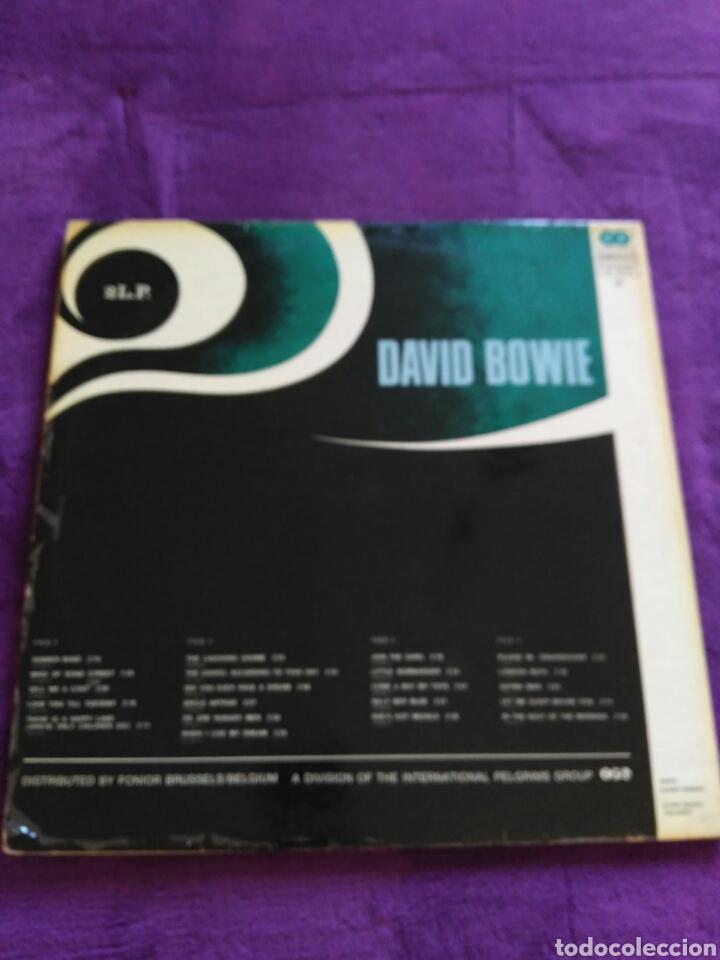 Discos de vinilo: DAVID BOWIE:: 2LPs. - Foto 2 - 195393622