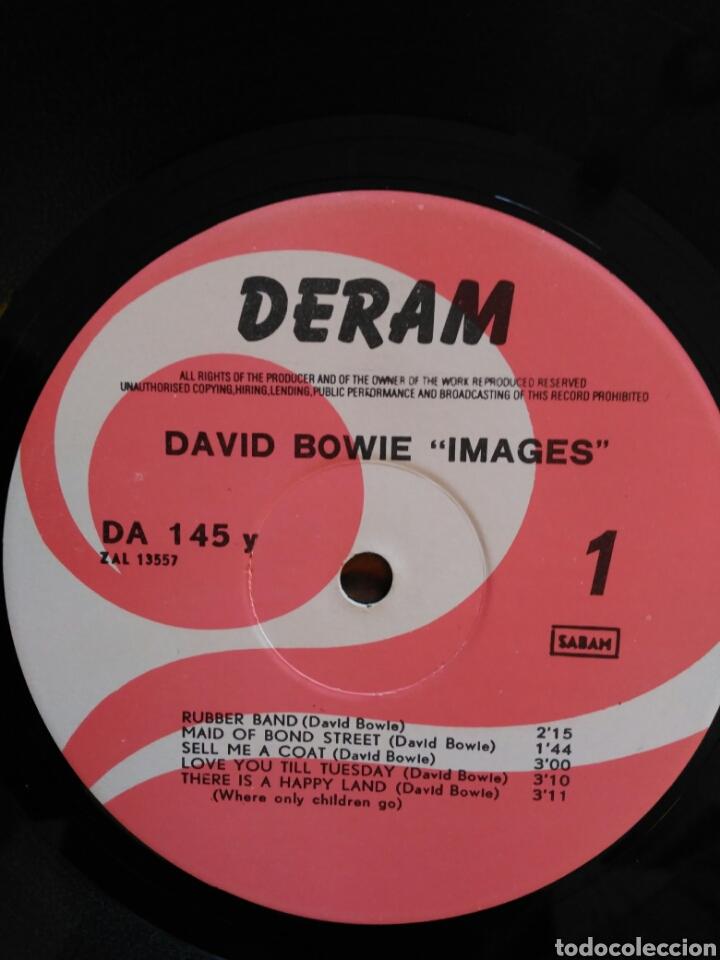 Discos de vinilo: DAVID BOWIE:: 2LPs. - Foto 3 - 195393622