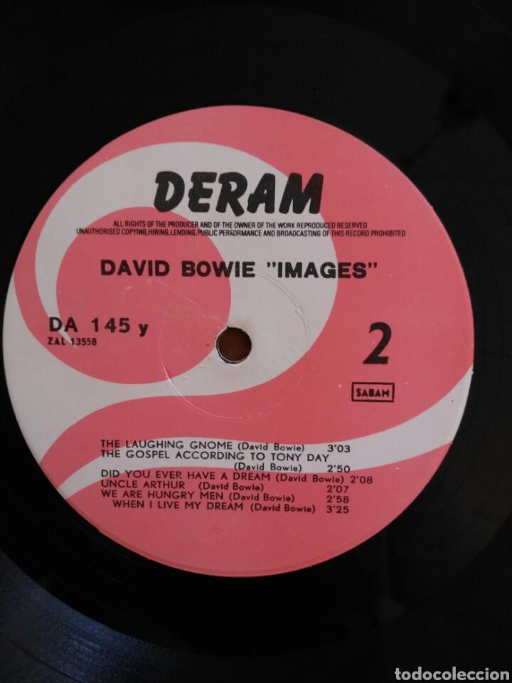 Discos de vinilo: DAVID BOWIE:: 2LPs. - Foto 4 - 195393622