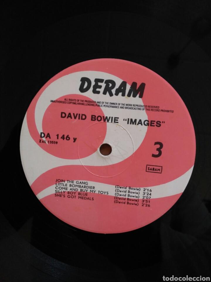 Discos de vinilo: DAVID BOWIE:: 2LPs. - Foto 5 - 195393622