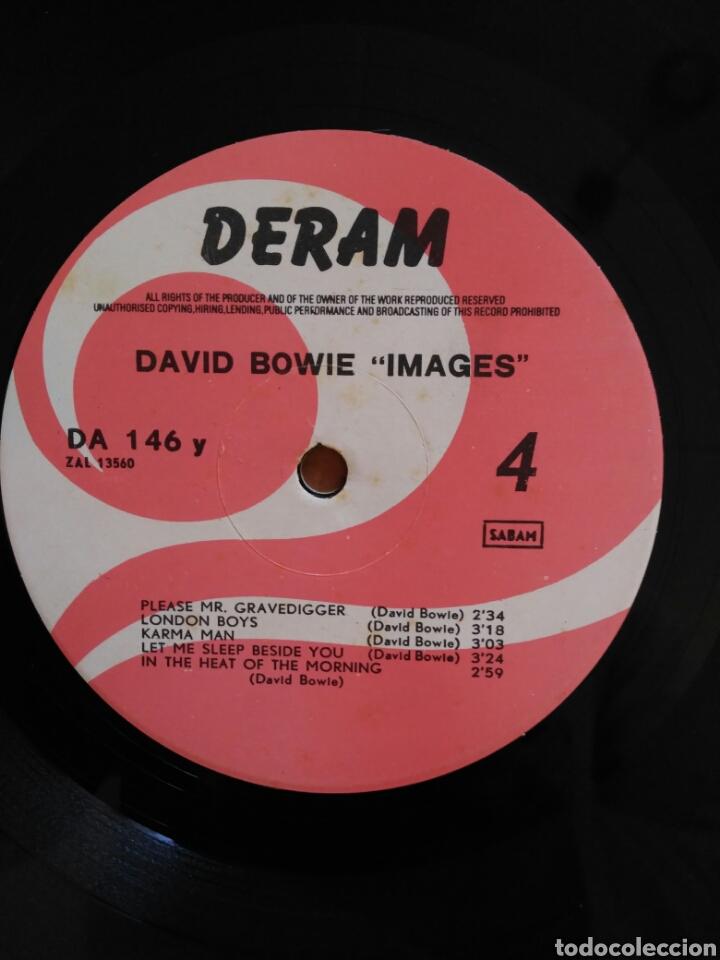 Discos de vinilo: DAVID BOWIE:: 2LPs. - Foto 6 - 195393622