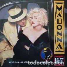 Discos de vinilo: MADONNA - I'M BREATHLESS (LP, ALBUM) GERMANY 1990. Lote 195395435