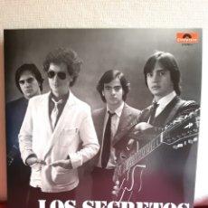 Discos de vinilo: LOS SECRETOS (1981). REEDICIÓN. Lote 195395698