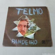 Discos de vinilo: TELMO - PANDEIRO - GALICIA. Lote 195396621