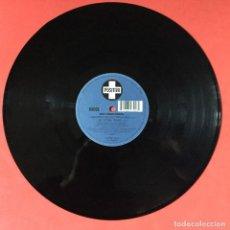 Discos de vinilo: KADOC - THE NIGHTTRAIN. Lote 195397276