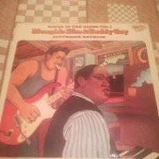 Discos de vinilo: MEMPHIS SLIM & BUDDY GUY. SOUTHSIDE REUNION.BARCLAY 13.0667/8.ESPAÑA 1975.. Lote 195397927