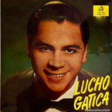 Discos de vinilo: LUCHO GATICA. EL RELOJ. EP ESPAÑA. Lote 195398073