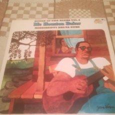 Discos de vinilo: MC HOUSTON BAKER. MISSISSIPPI DELTA DUES.BARCLAY 13.0675/7.ESPAÑA 1975.. Lote 195398617