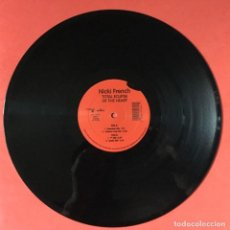 Discos de vinilo: NICKI FRENCH - TOTAL ECLIPSE OF THE HEART. Lote 195398766