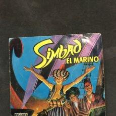 Discos de vinilo: SIMBAD EL MARINO SINGLE DE 1971. Lote 195398833