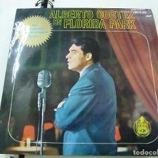 Discos de vinilo: ALBERTO CORTEZ EN FLORIDA PARK - BALADA DEL AMANECER - EP - N. Lote 195399025