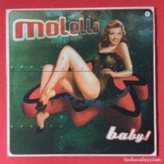 Discos de vinilo: MOLELLA - BABY!. Lote 195399340