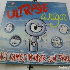 Discos de vinilo: ULTRAJE A RIGOR – NÓS VAMOS INVADIR SUA PRAIA - LP - EDICION BRASIL-N. Lote 195402440