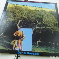 Discos de vinilo: ANTÓNIO VARIAÇÕES – DAR & RECEBER - LP -EDICION PORTUGAL -N. Lote 195402647