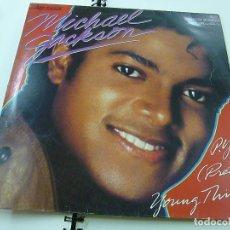 Discos de vinilo: MICHAEL JACKSON - P.Y.T. (PRETTY YOUNG THING) - MAXI 12' EDICIÓN ESPAÑOLA DE 1984 - N. Lote 195404096