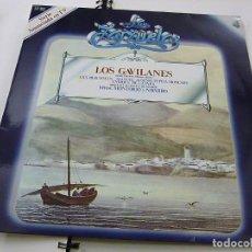 Discos de vinilo: LOS GAVILANES - LP - MONTORIO Y NAVARRO -N. Lote 195404873