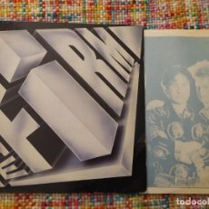 Discos de vinilo: THE FIRM (CON JIMMY PAGE Y PAUL RODGERS). Lote 195406236
