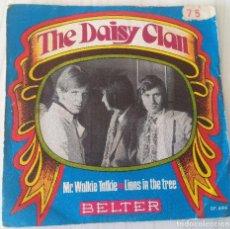 Discos de vinilo: THE DAISY CLAN - MR. WALKIE TALKIE BELTER - 1970. Lote 195407815