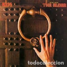 Discos de vinilo: KISS ‎– THE ELDER. Lote 195408121