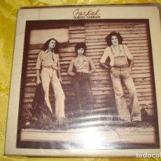 Discos de vinilo: CRISTAL. QUIERO CAMINAR. RCA, 1976. CON INSERT. IMPECABLE (#). Lote 195408320